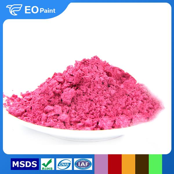 Fluorescent Rose Red Pigment