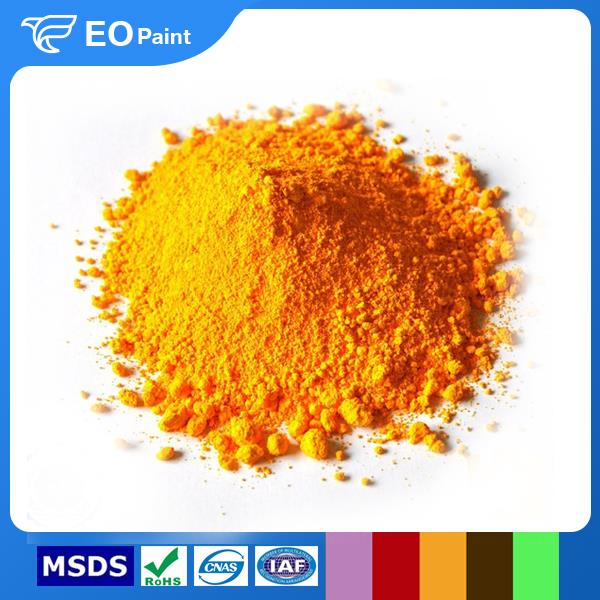 Orange Chrome Yellow Pigment