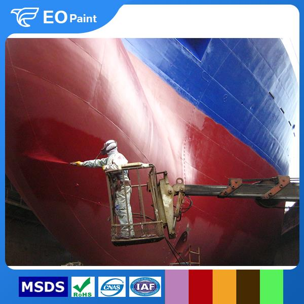 Ship Bottom Antifouling Paint