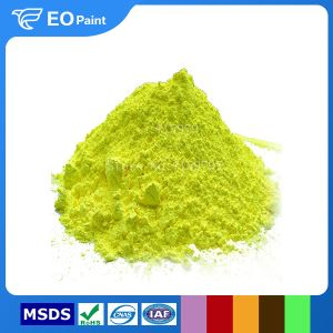 Fluorescent Lemon Yellow Pigment
