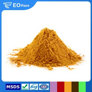 Iron Oxide Yellow Pigment