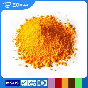 Medium Chrome Yellow Pigment