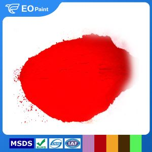 Scarlet Red Pigment