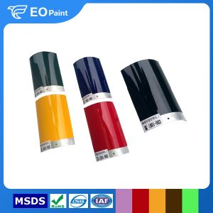 Solid Color Glass Paint